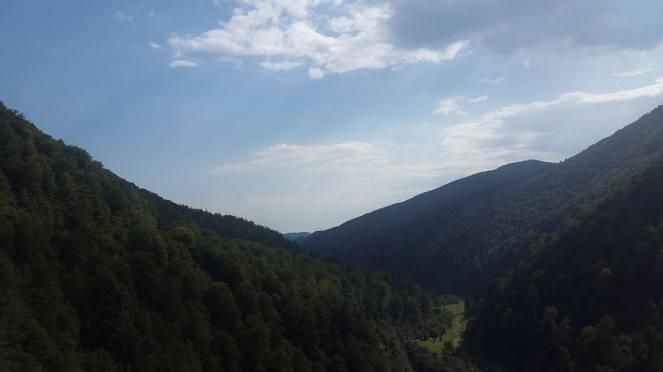 Barajul Rîuşor, Voina. Arhivă personală.